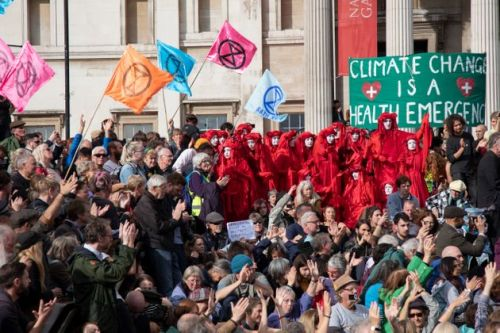 Extinction Rebellion Tube Protest Causes Activists To Question Strategy