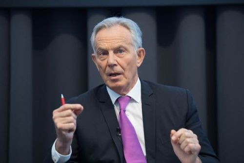 Swipe at Scottish Labour as Blair says ex-Tory leader was SNP's only opposition