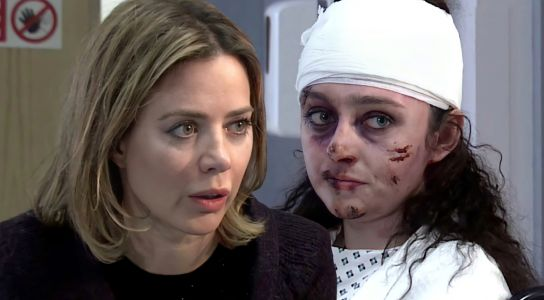 Coronation Street spoilers: Abi Franklin forces Nina Lucas to stay away as Seb's funeral arrives