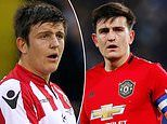 Harry Maguire reveals he got his first Manchester United shirt in 2011 after being knocked out