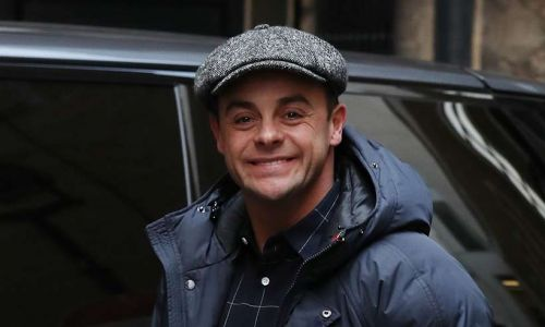 Ant McPartlin spotted driving again after 20-month ban is cut short