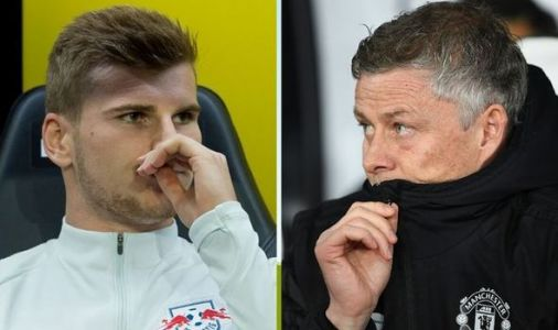 Man Utd held secret transfer meeting between Timo Werner and Ole Gunnar Solskjaer