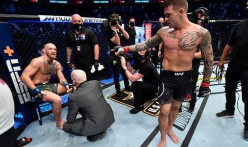 Khabib Nurmagomedov sends brutal message to Conor McGregor after Dustin Poirier defeat