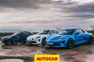 Video: Alpine A110 triple test | Making the best sports car better