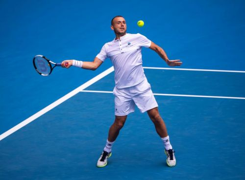 Dan Evans books spot in Delray Beach semi-finals with impressive Andreas Seppi win