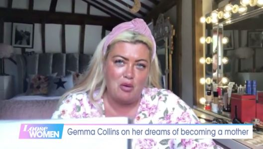 Gemma Collins opens up on 'heartbreaking' secret miscarriage during lockdown