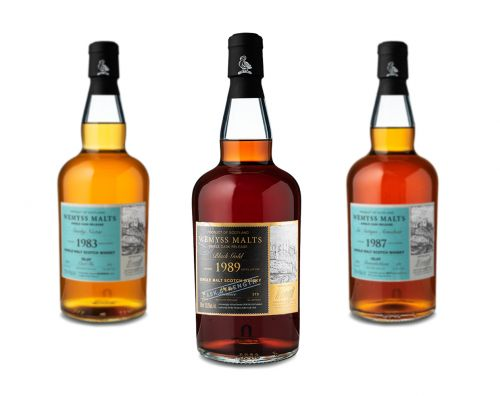 Wemyss Malts kick off 15th anniversary year with release of 30 year old single sherry cask Bowmore dubbed 'Black Gold'
