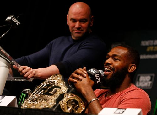 UFC champion Jon Jones blasts Dana White for lying to fans about Francis Ngannou fight