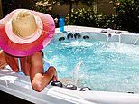 Hot tub sales rise by over 1,000% as Britons enjoy hot weather