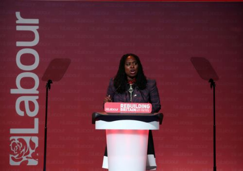 Dawn Butler Praises Labour's Former Militant Wing In 'Unbelievable' Conference Speech