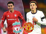 Liverpool and Man United 'dealt blow with Bayern Munich progressing with Musiala new contract talks'