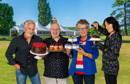 Great British Bake Off has a different name in the US because of a rival cooking competition