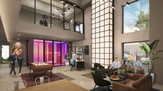 Marriott will open Moxy Hotel in Seoul