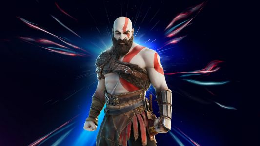 You can now play as God of War's Kratos in Fortnite
