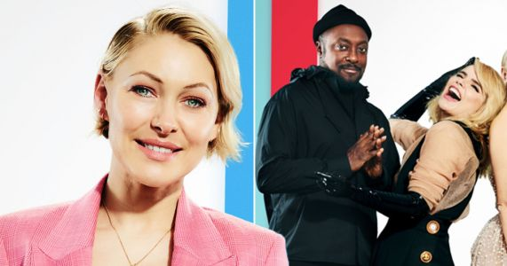 The Voice Kids: Emma Willis and Paloma Faith predicts Will.i.am will win series this year