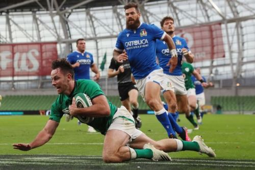 France vs Ireland kick-off time, TV and live stream details