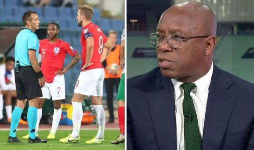Ian Wright 'proud' as England lead fight against racism as protocol enacted in Bulgaria