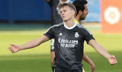 Martin Odegaard faces similar Arsenal problem he endured at Real Madrid ahead of transfer