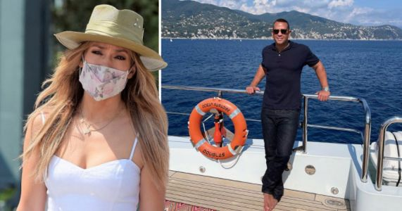 Jennifer Lopez shops solo in Monaco during French Riviera yacht holiday - at the same time as ex Alex Rodriguez