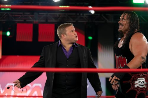 Scott D'Amore on IMPACT Wrestling's UK tour plans, fans returning to shows and new TV deal