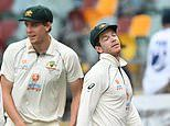 Australia frustrated in quest to win series against India after rain stops play in Brisbane