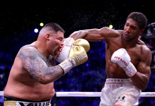 Anthony Joshua becomes two-time world champion with revenge victory over Andy Ruiz Jr