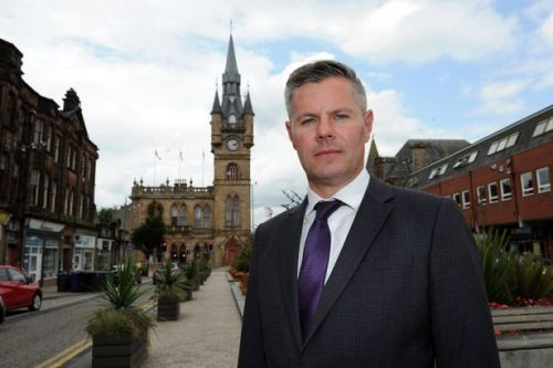 Police won't charge SNP text pest Derek Mackay over 'inappropriate' messages sent to boy