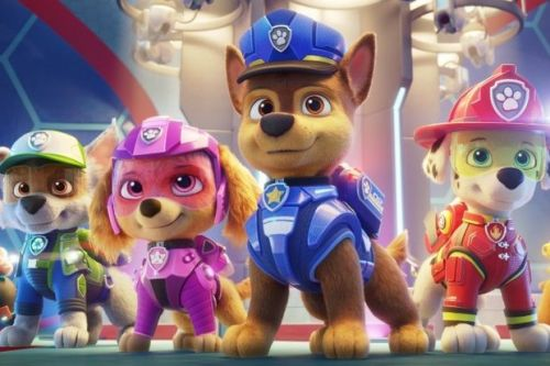 PAW Patrol movie release date: Cast, trailer and who is Kim Kardashian playing?
