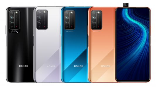 All of Honor X10 series' final specs and designs are out