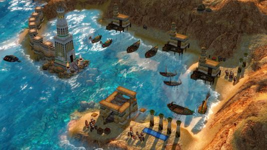 Age of Mythology has a new update with tons of balance changes and a new map