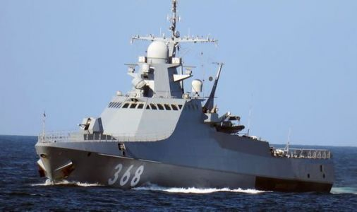 Royal Navy warships deployed to intercept Russian vessels in English Channel