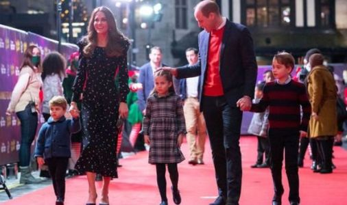Kate and William 'fearing' future for Charlotte and Louis 'They have to work!'