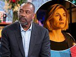Doctor Who star Lenny Henry claims BBC bosses would rather cast a DOG than a black Time Lord