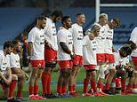 Eleven Sale Sharks players choose not to kneel in support of Black Lives Matter