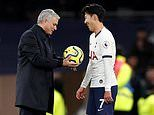 Jose Mourinho compares Heung-Min Son to Brazilian Ronaldo after his wonder goal against Burnley