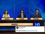 University Challenge viewers praise Dundee after beating Royal College of Music