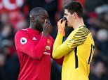 Courtois insists he knows all there is about Lukaku's game