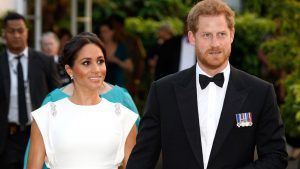 Here's why Meghan Markle didn't open any of her baby shower gifts