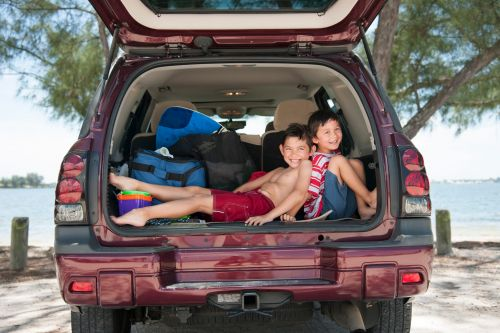 5 ways to use credit card points to book a summer road trip