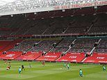 Old Trafford modified to allow in 23,500 socially distanced fans when Government permits