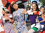 Goodwood Revival revellers wind back the fashion clock