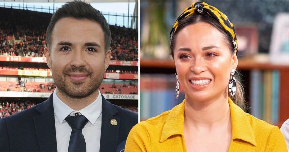 Katya Jones 'to partner Paralympian Will Bayley' on this year's Strictly Come Dancing