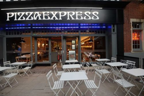Pizza Express 'drawing up plans to close up to 75 restaurants across UK'