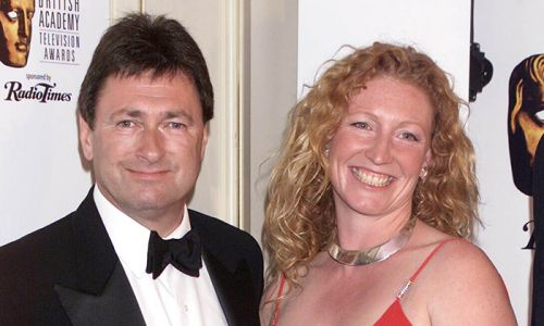 Inside Garden Rescue star Charlie Dimmock's friendship with Alan Titchmarsh