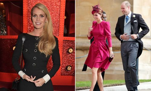 Did Prince William and Kate Middleton attend Lady Kitty Spencer's wedding?