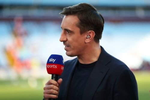 Gary Neville aims dig at Ed Woodward over handling of Jadon Sancho transfer