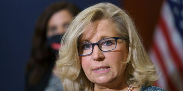 Liz Cheney said she refuses to 'whitewash' the Capitol Riot, calling Republicans who do 'disgraceful and despicable'