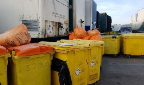 'SNP incompetence': Millions spent on disposing of medical waste including body parts