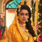 Eisha Singh quits ZEE TV's 'Ishq Subhan Allah' after losing film