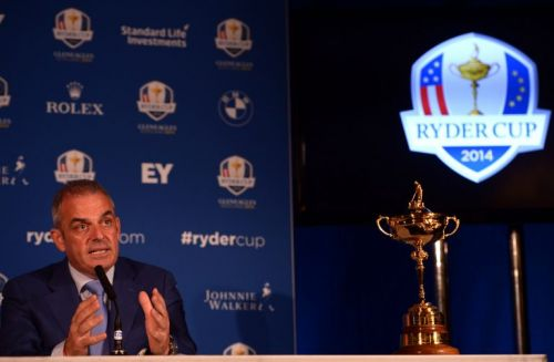 On this Day in 2013: Paul McGinley given Ryder Cup captaincy